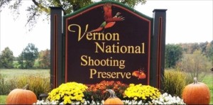 The Vernon National Shooting Preserve is set among meadows, woodlands, and varied terrain to provide an exceptional Sporting Clays experience.