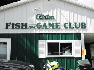 The Clinton Fish & Game Club hosted a charity competition for the benefit of the Make-A-Wish Foundation on their beautiful Sporting Clays course.